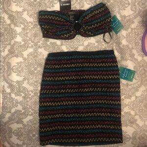 Two piece set. Forever 21. Multicolor Size M